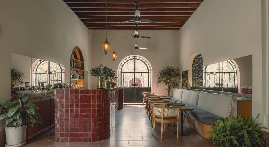 Zabytkowa willa w Meksyku zaadaptowana na hotel z barem. Zobacz zdjęcia!