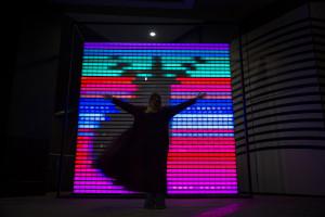 Artyści przemienią miasto w galerię sztuki świetlnej