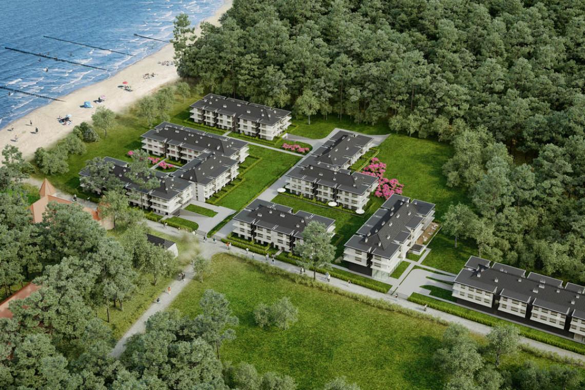 Nad samym morzem. Luksusowy projekt na zachodnim wybrzeżu Bałtyku