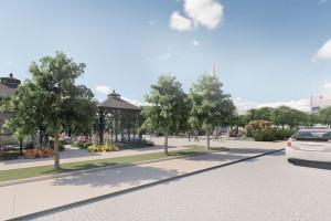 Bydgoszcz się zmienia. Rewitalizacja placu Wolności coraz bliżej