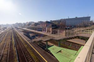 Dworzec w Bielsku-Białej. Trwa konkurs na projekt centrum komunikacyjnego