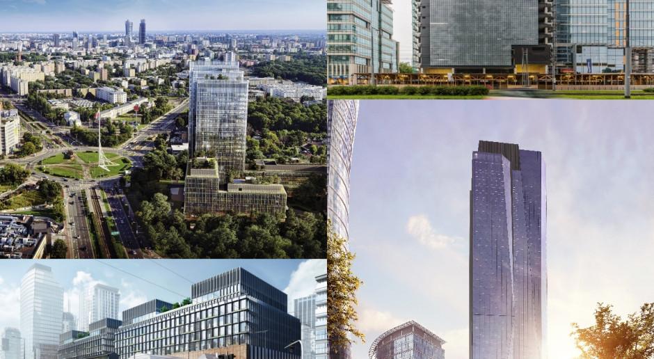 Nowe inwestycje biurowe na warszawskiej Woli - zobacz szczegóły projektów