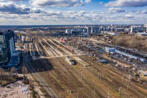 Zaglądamy na plac budowy stacji Warszawa Zachodnia