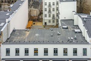 Łódź pięknieje. Ulica Włókiennicza zmienia się w przyjazną przestrzeń miejską