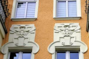 Szczecin pięknieje. Trwa remont zabytkowej kamienicy
