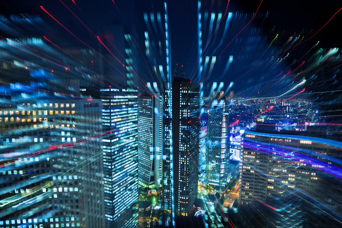 Smart cities: myślące i reagujące miasta przyszłości
