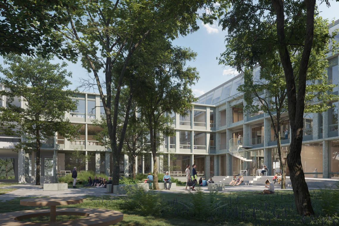 Holistyczna architektura spod kreski Kuryłowicz & Associates