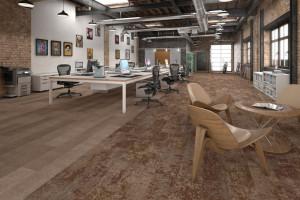 Podłoga w projektach komercyjnych: postaw na elastyczną modułowość