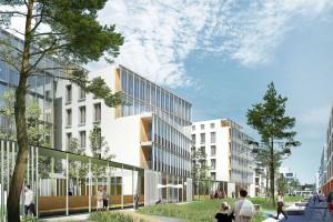 Inwestycje w Gdyni. W maju ruszy budowa drugiego etapu kompleksu Waterfront