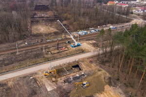 Lepszy dostęp do kolei. Mieszkańcy Szepietowa zyskają na modernizacji linii Rail Baltica