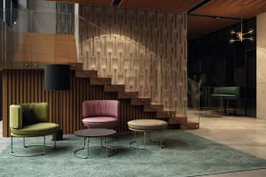 Biuro w nowej rzeczywistości: nieformalne i gościnne miejsce spotkań