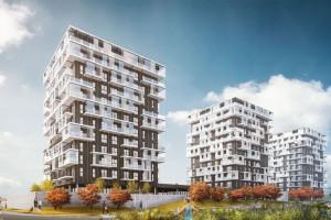 Pierwsza Dzielnica w Katowicach: na finiszu I etap inwestycji spod kreski Medusa Group