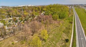 Największy gdański cmentarz zostanie rozbudowany