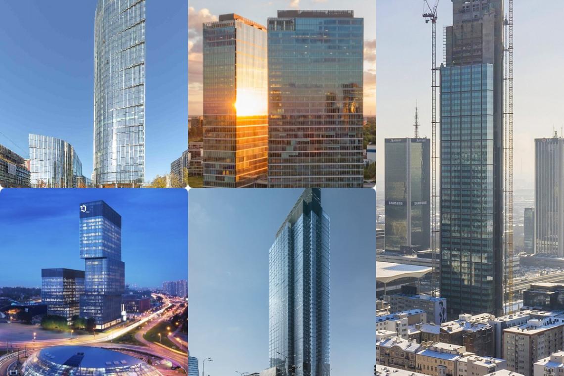 Nie tylko Varso Tower! Drapacze chmur rosną w całej Polsce