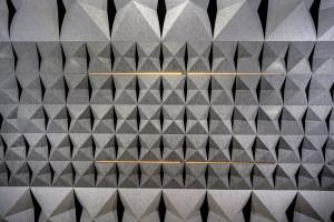 Filcowe sufity poprawiają akustykę na lotniskach, w biurach i restauracjach