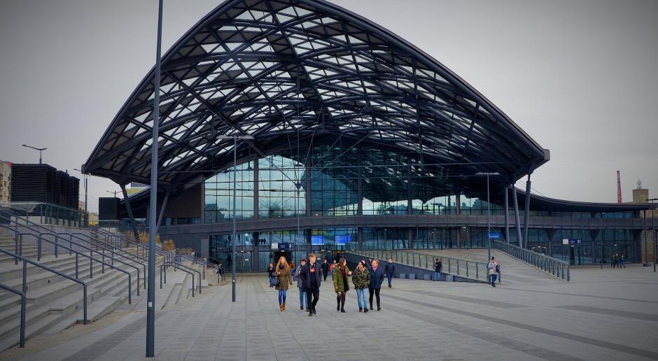 Budowa tunelu dla kolei w Łodzi ma przebiegać sprawniej