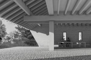 Architekci z pracowni Toprojekt stworzyli koncepcję schroniska na Lubaniu
