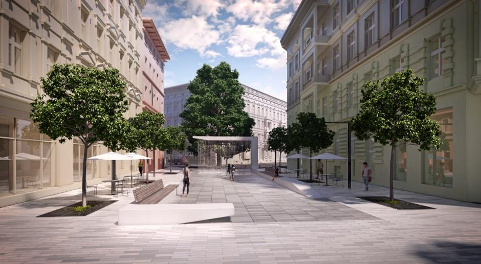 Ważna inwestycja w centrum Szczecina już z wykonawcą
