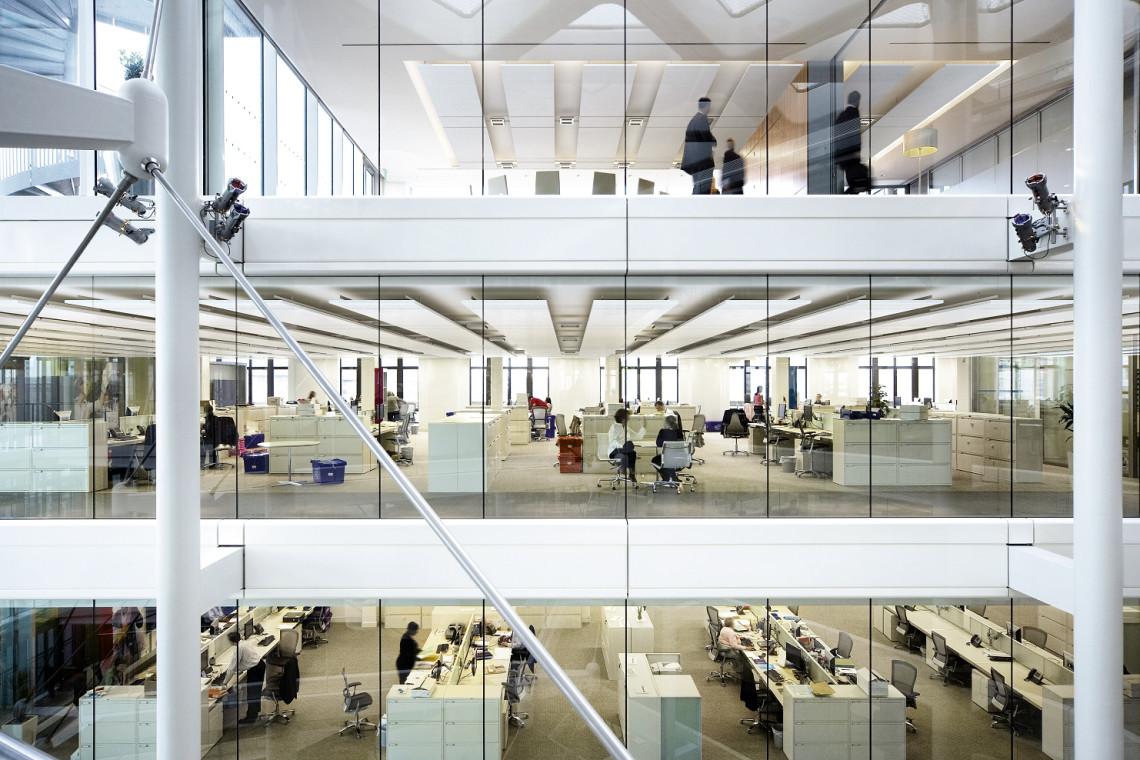 Akustyka niewidzialną architekturą biura