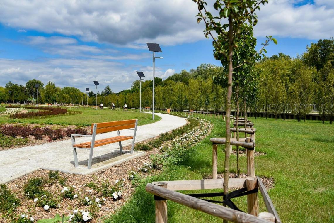 Kto podkreśli piękno poznańskich parków?