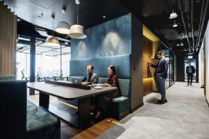Elastyczne przestrzenie biurowe myhive w nowej odsłonie. Oto mycowork i myoffice