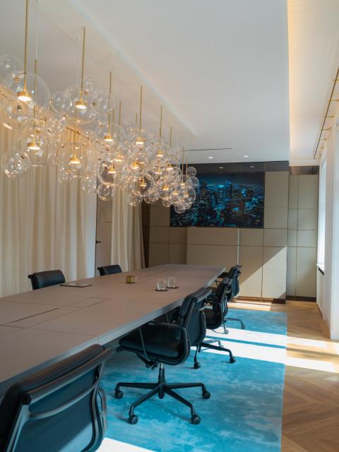 Zabytkowa rezydencja przemieniła się w luksusowe biuro