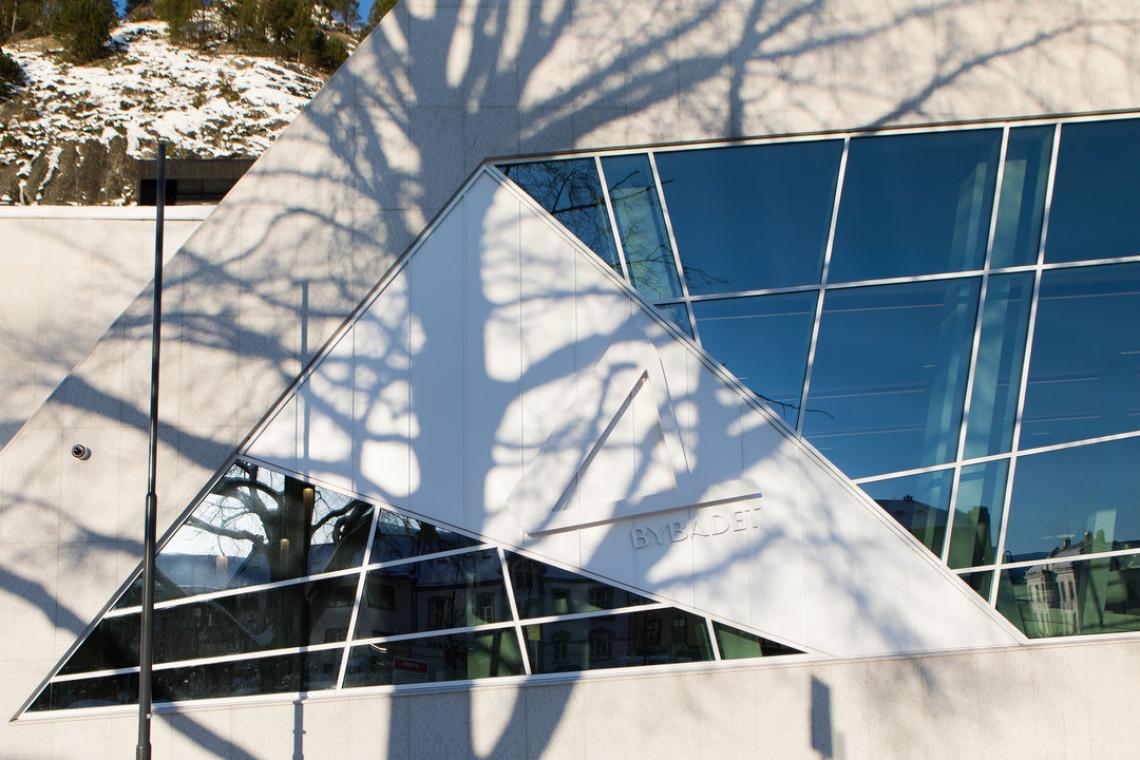 Łaźnia w Ålesund przykładem strategicznej architektury