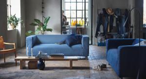 IKEA produkuje pokrowce na sofy z jeansu z recyklingu