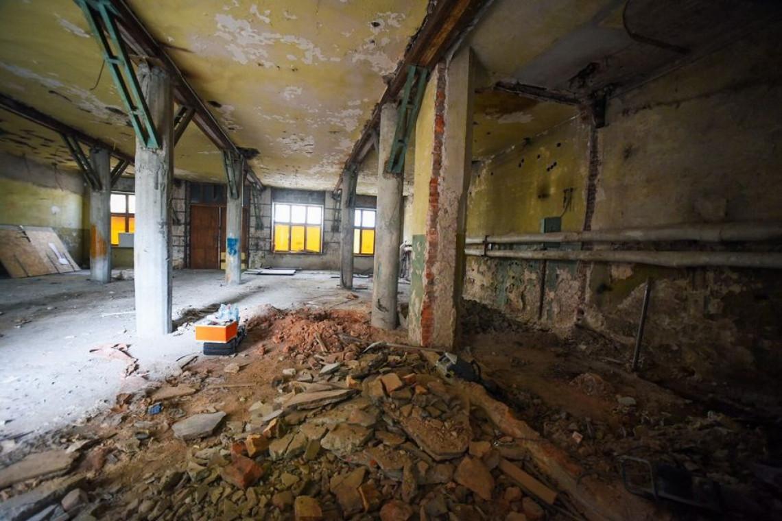 Dawna szkoła w Łodzi zmienia się w Centrum Wsparcia i Rozwoju Społecznego