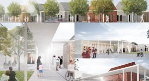Projekt studentki PWr wyróżniony w międzynarodowym konkursie. Niezwykłe muzeum materiałów budowlanych