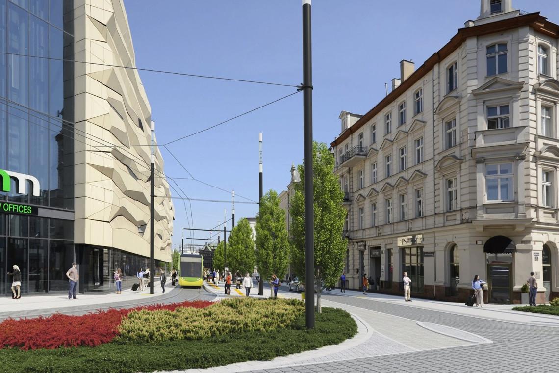 Wystartowała duża inwestycja w poznańskim śródmieściu