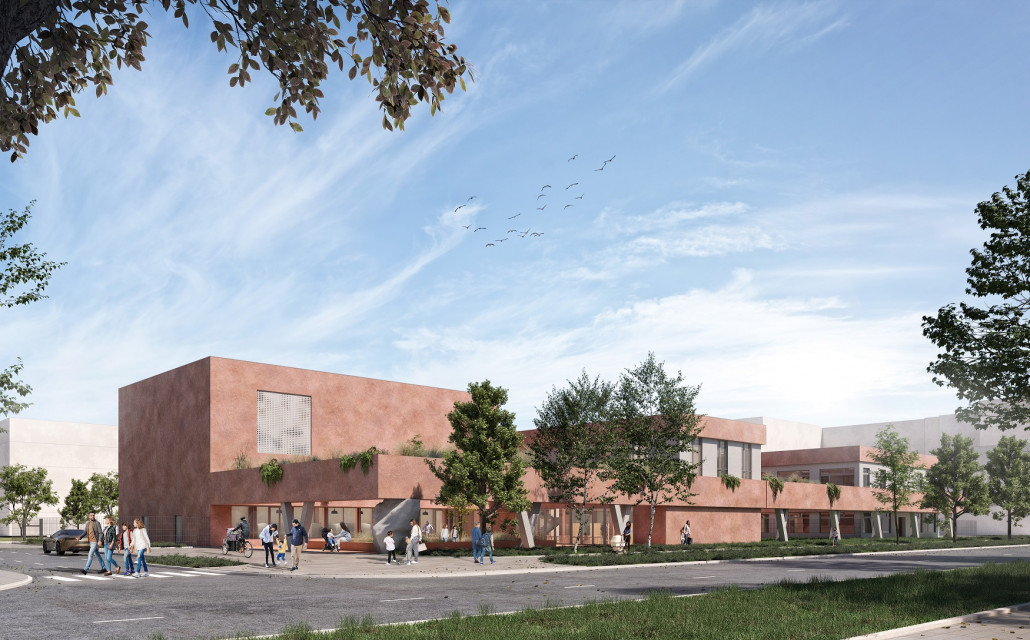 Na warszawskim Służewcu chcą wybudować modelową szkołę. To koncepcja WWAA