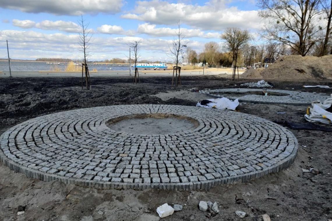 Przebudowa kąpieliska w Szczecinie. Sprawdzamy postępy prac