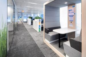 Volkswagen Financial Services z unikalnym biurem. Zaglądamy do środka!