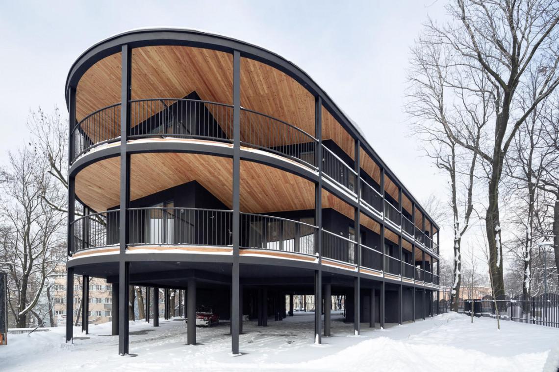 Villa Reden projektu Franta Group na finałowej liście międzynarodowego konkursu