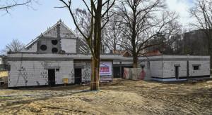 Na budowie żłobka w Sopocie zawisła wiecha