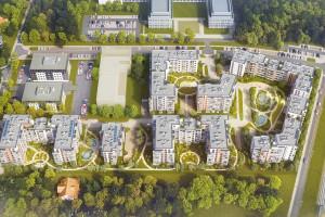 W Warszawie powstaje osiedle zgodne z ideą 15-minutowego miasta