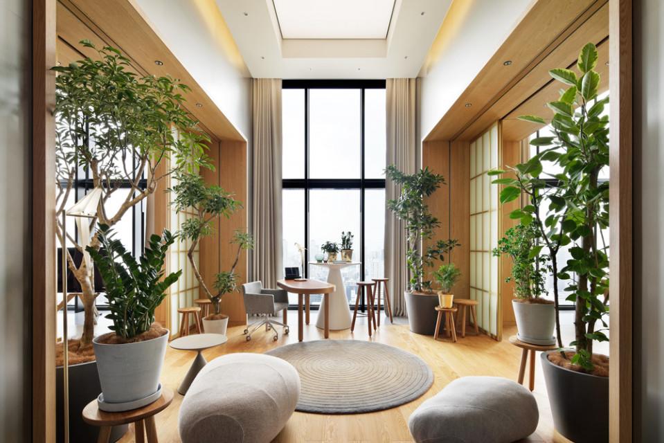 Pixorama, kolor i origami: niezwykłe designerskie wnętrza hotelu w Osace
