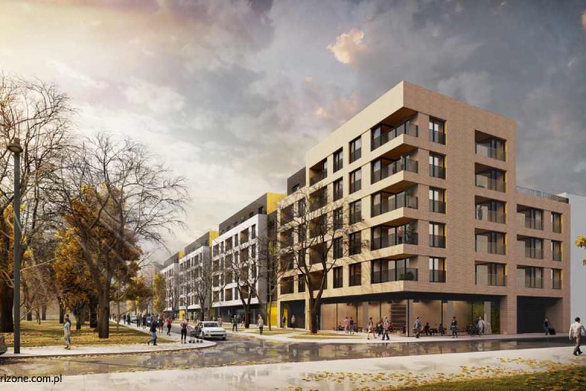 Ten projekt rozpocznie rekonstrukcję kwartału miejskiego w Łodzi
