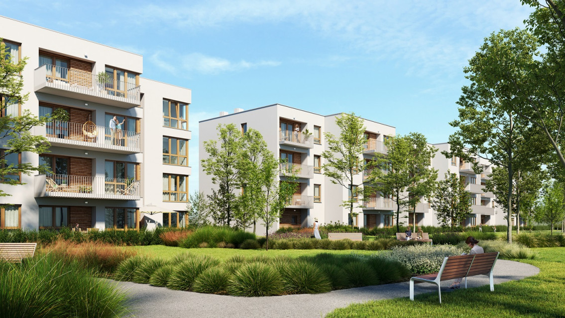 Osiedlowe zieleńce i tereny rekreacyjne: nowa inwestycja koło Gdańska