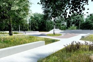 Najnowocześniejszy skatepark w Szczecinie: co słychać na budowie?