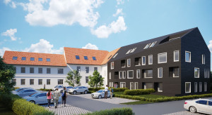 Zabytkowa szkoła zamieni się w budynek mieszkalny