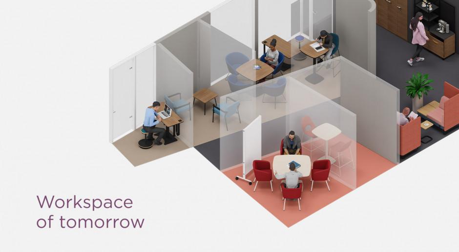 Jak może wyglądać biuro przyszłości?