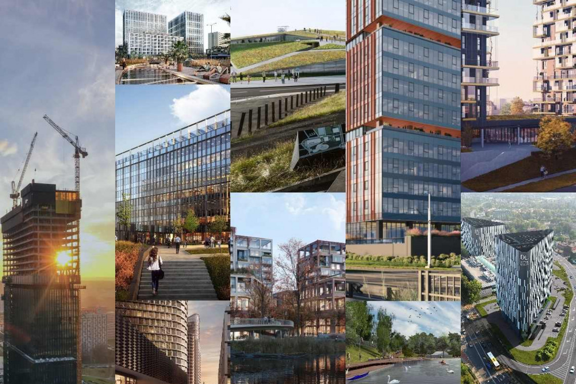 Te projekty zmienią Katowice. Zobacz TOP 10 najciekawszych inwestycji