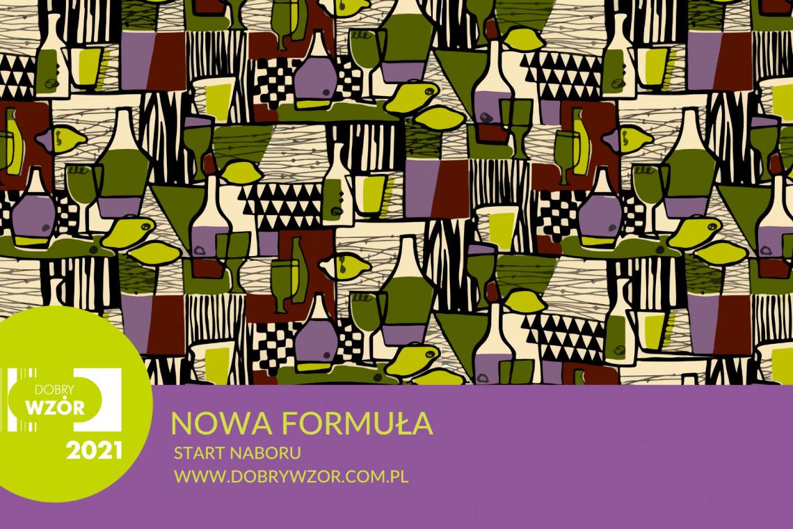 Konkurs Dobry Wzór w nowej formule