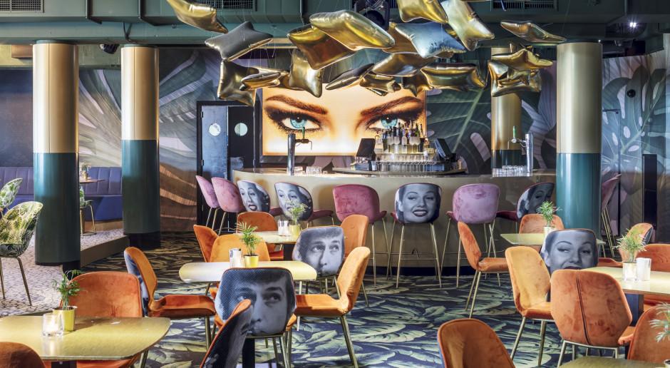 We wnętrzach tego klubu królują kino i surrealizm