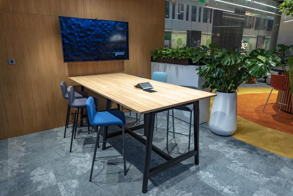 Jak będzie wyglądać nowa przestrzeń biurowa Placu Unii? Zajrzeliśmy do showroomu dzieła Trzop Architekci
