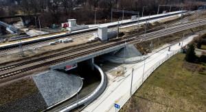 Most nad Serafą w Krakowie już gotowy