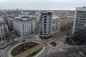 Warszawski Szkieletor przestanie straszyć. Filmowcy zmieniają krajobraz stolicy