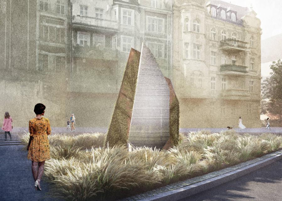 W przestrzeni publicznej Poznania stanie niezwykła rzeźba